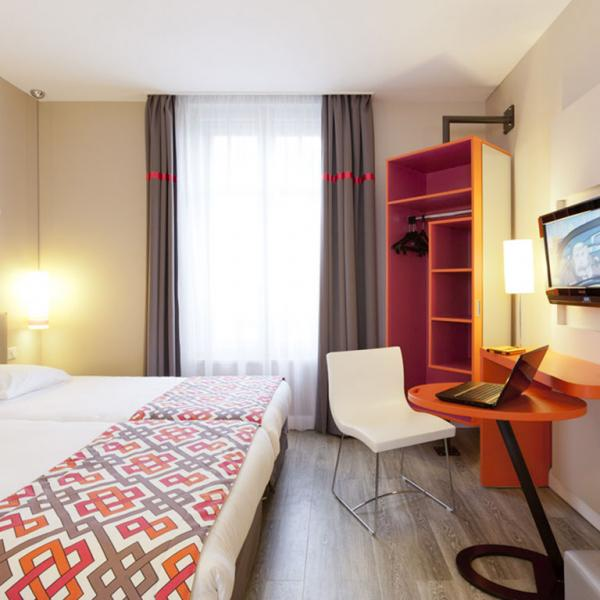 Ibis Styles Rooms